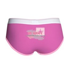 Cute Army ranger girlfriend Women's Boy Brief
