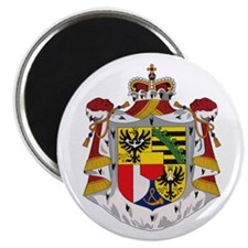 "Liechtenstein Coat of Arms 2.25"" Magnet (10 pack)"