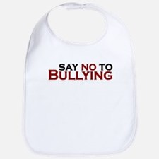 Say No To Bullying Bib