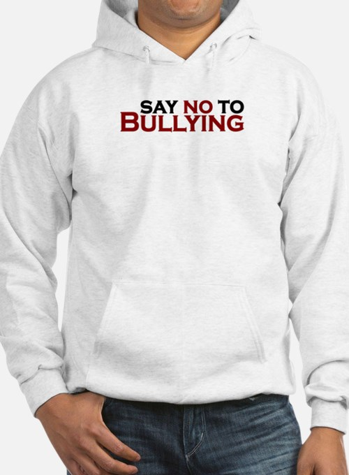 Say No To Bullying Hoodie