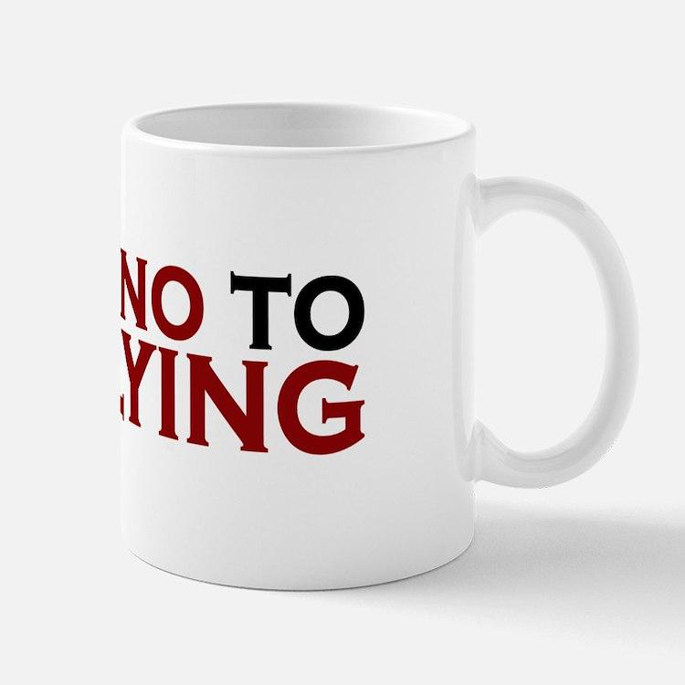 Say No To Bullying Mug