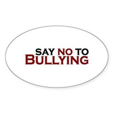 Say No To Bullying Decal