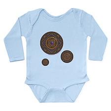 Libra Long Sleeve Infant Bodysuit