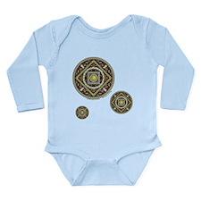 Gemini Long Sleeve Infant Bodysuit