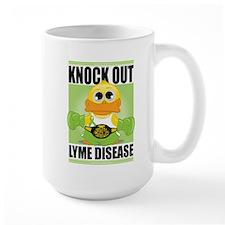 Knock Out Lyme Disease Mug