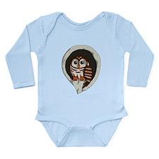 Selene Long Sleeve Infant Bodysuit