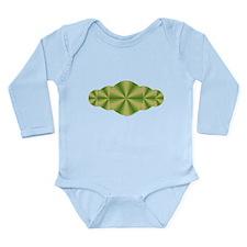 Spring Illusion Long Sleeve Infant Bodysuit
