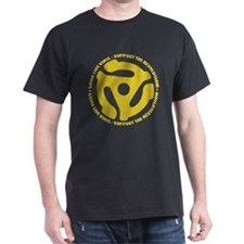 DJ - Long Live Vinyl T-Shirt