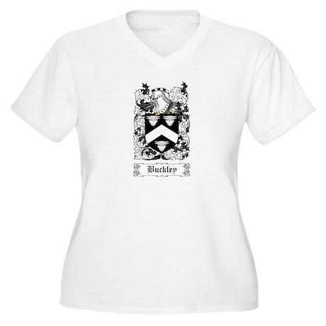 Buckley Women's Plus Size V-Neck T-Shirt