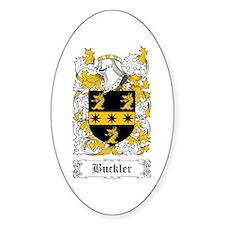 Buckler Decal