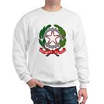 Italian Coat of Arms Sweatshirt