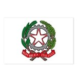 Italian Coat of Arms Postcards (Package of 8)
