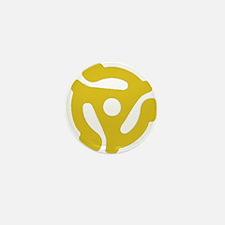 DJ - Long Live Vinyl Mini Button (100 pack)
