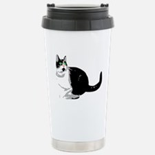 Dizzy Looking Up Stainless Steel Travel Mug
