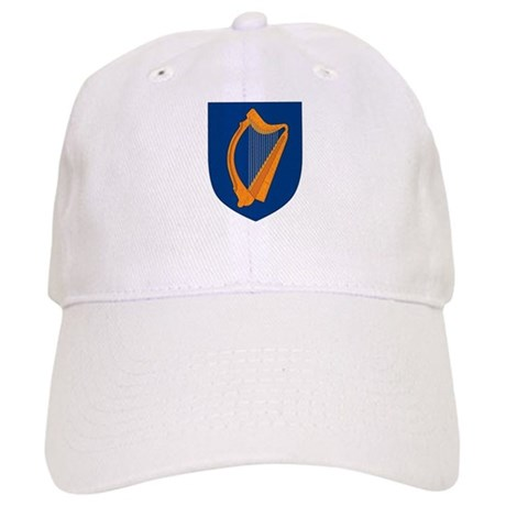 Irish Coat of Arms Cap