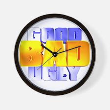 Unique Clint eastwood Wall Clock