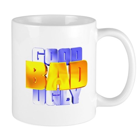 GoodBadUgly Mugs