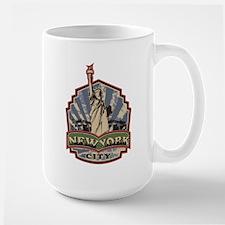 New York City Large Mug