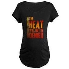 Castle The Heat Will Not Be Denied T-Shirt