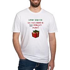Toy Bailout Plan Shirt