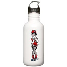 Roller Derby! Water Bottle