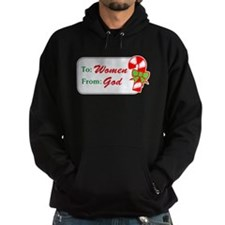 To Women from God Hoodie