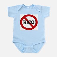 Anti-Rico Infant Creeper