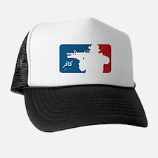 Major League-type Trucker Hat