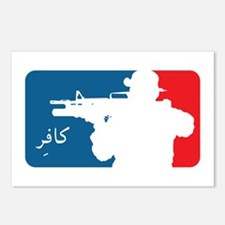 Major League-type Postcards (Package of 8)