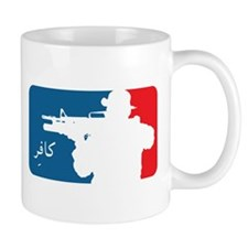 Major League-type Mug