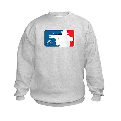 Major League-type Kids Sweatshirt