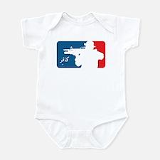 Major League-type Infant Bodysuit