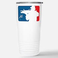 Major League-type Travel Mug