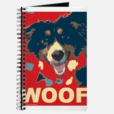 Funny Australian shepherd Journal