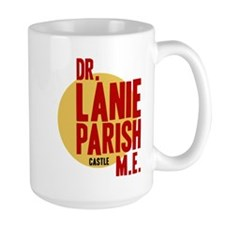 Castle Dr. Lanie Parish ME Large Mug