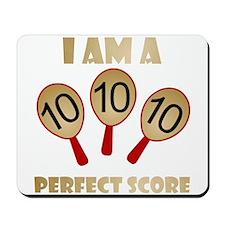 """Perfect Score"" Mousepad"