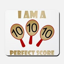 """Perfect Score"" Mousepad"