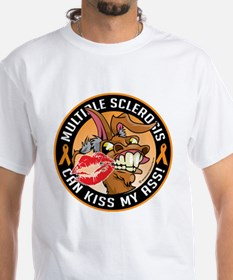 Multiple Sclerosis Can Kiss M Shirt