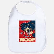 Funny Woof Bib