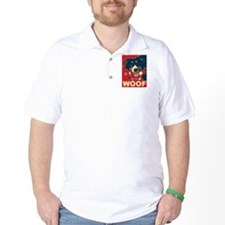 Funny Woof T-Shirt