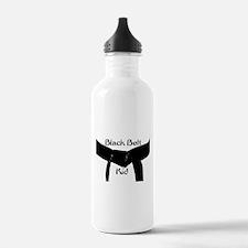 Black Belt Kid Water Bottle