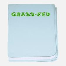Grass Fed Infant Blanket