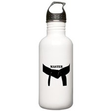 Martial Arts Master Sports Water Bottle