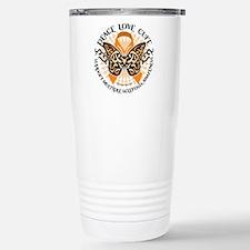 MS Tribal Butterfly Travel Mug