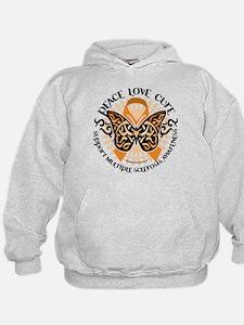 MS Tribal Butterfly Hoodie