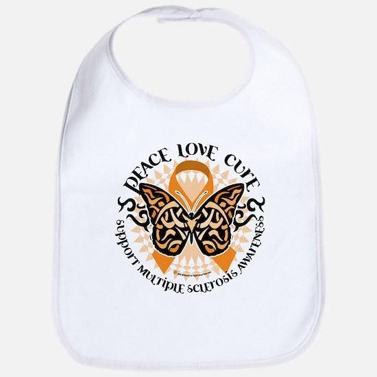 MS Tribal Butterfly Bib