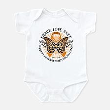 MS Tribal Butterfly Infant Bodysuit