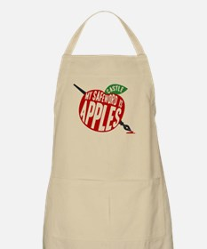 Castle My Safeword Is Apples Apron