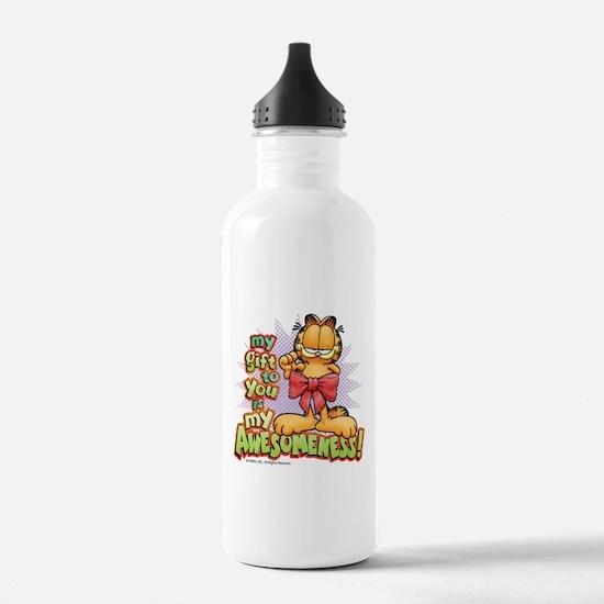 My Awesomeness Water Bottle