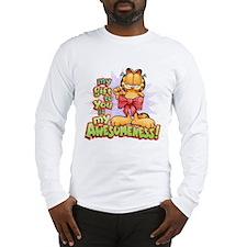 My Awesomeness Long Sleeve T-Shirt